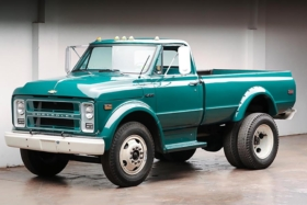 chevrolet c50 pickup truck