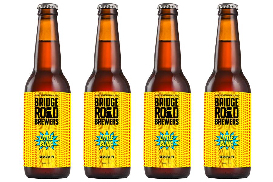 Bridge Road Brewers Little Bling IPA