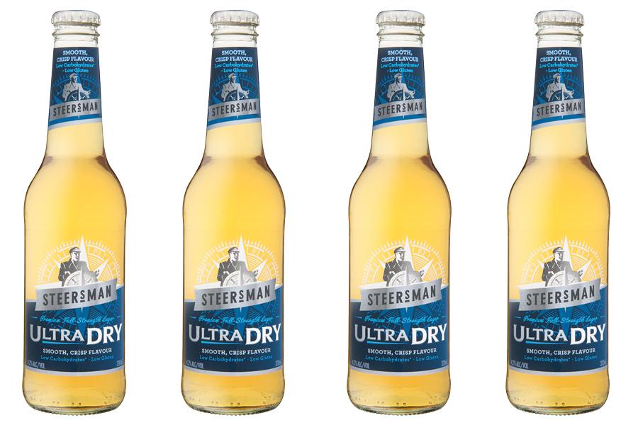 Steersman Ultra Dry Beer