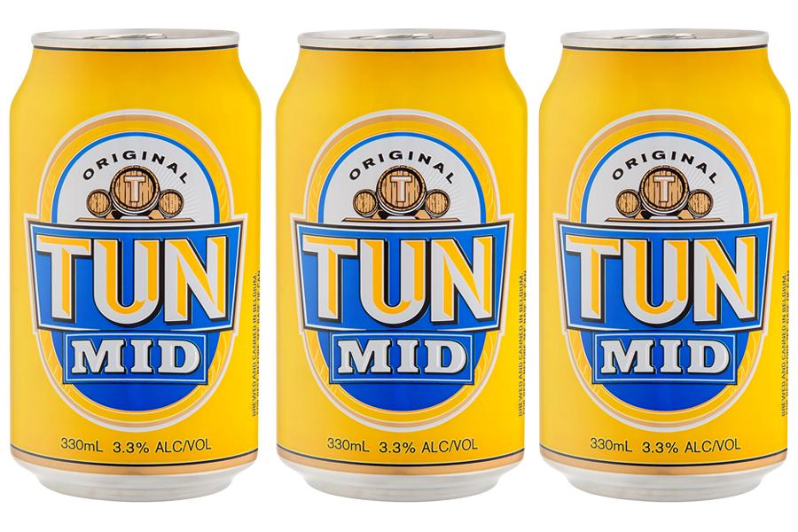 TUN Gold Mid