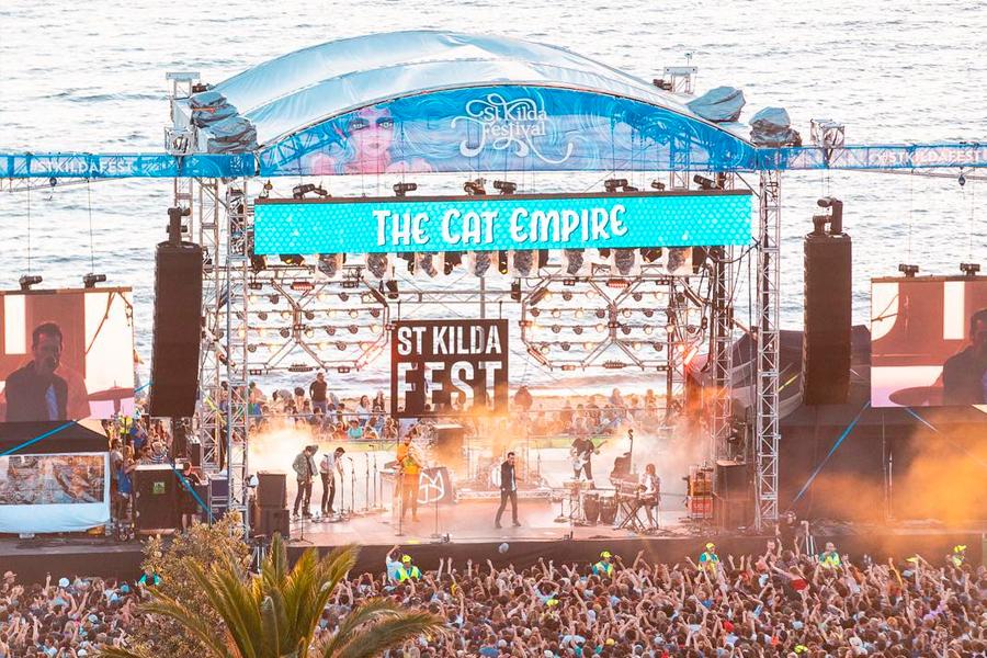 St Kilda Fest