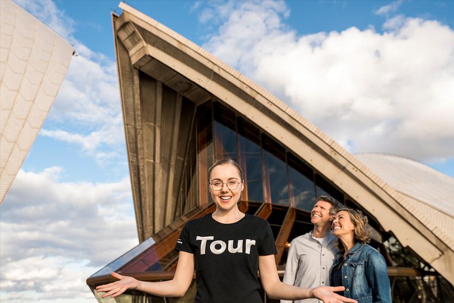 Opera House Tour