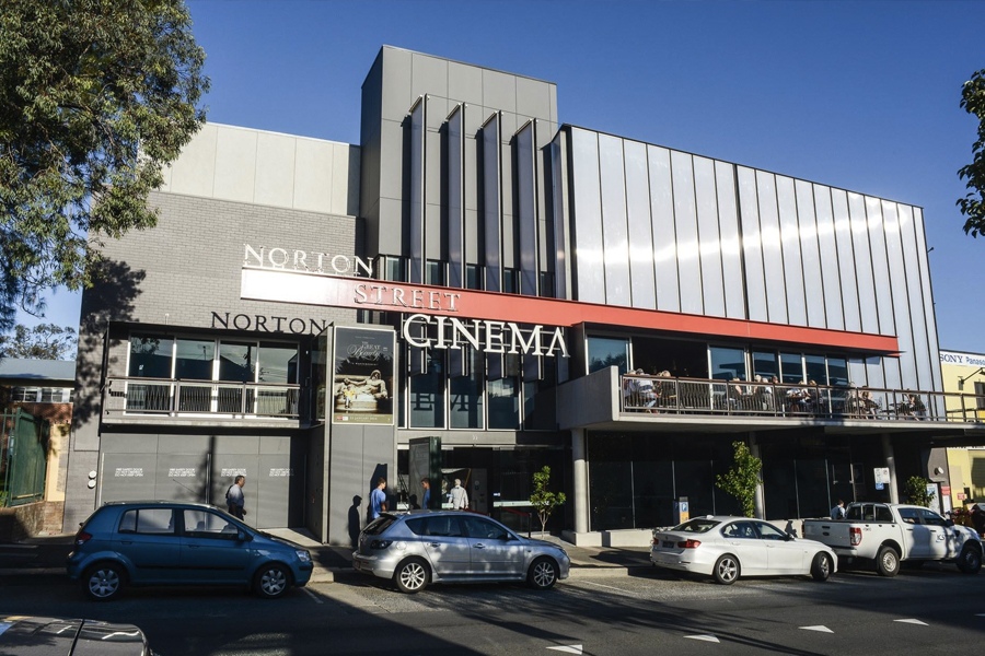 The Palace Cinema