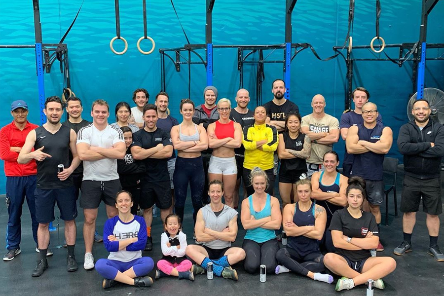 Crossfit South Wharf