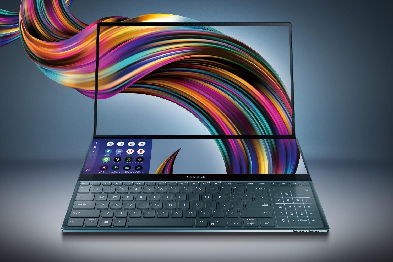 ASUS Pro Duo Laptop