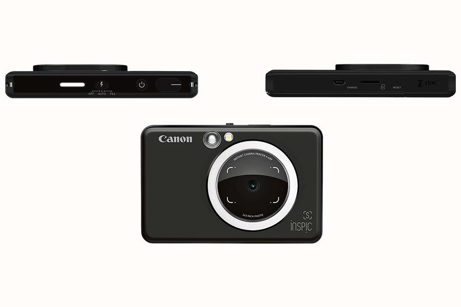 Canon iNSP!C S and iNSP!C C camera
