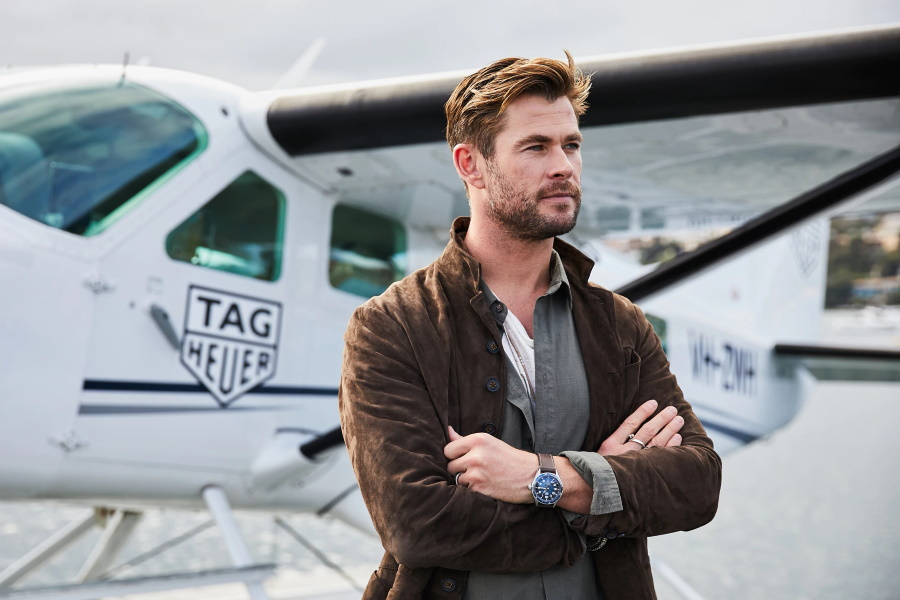 Style Guide - How to Dress Like Chris Hemsworth