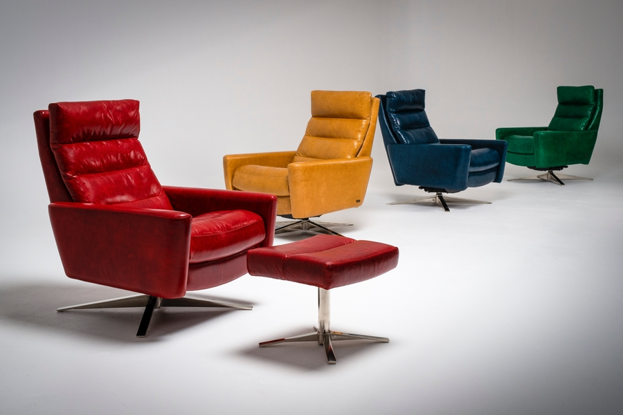 Comfort Air By American Leather Is