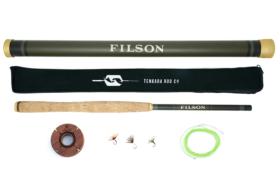 Filson X Tenkara Rod package