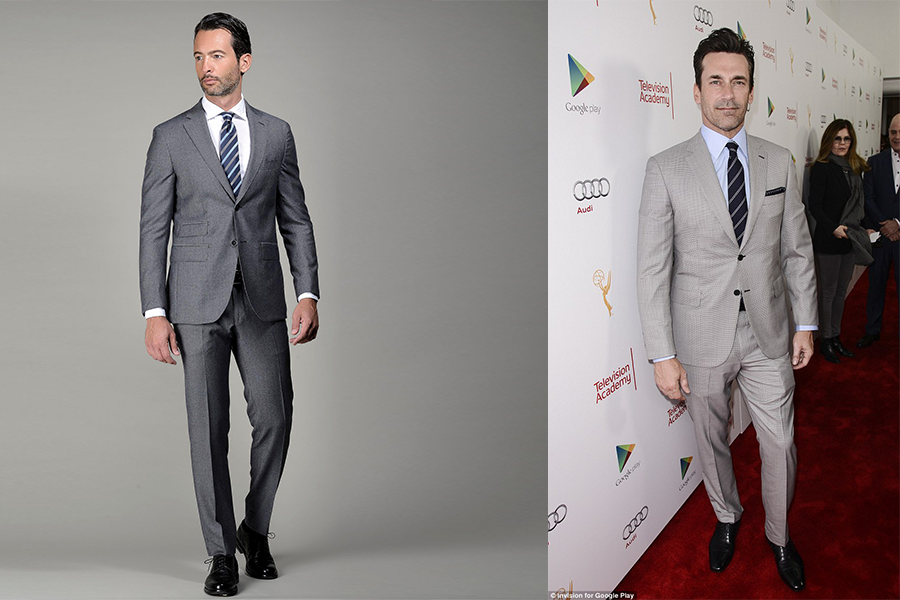 Grey Suit 11&12