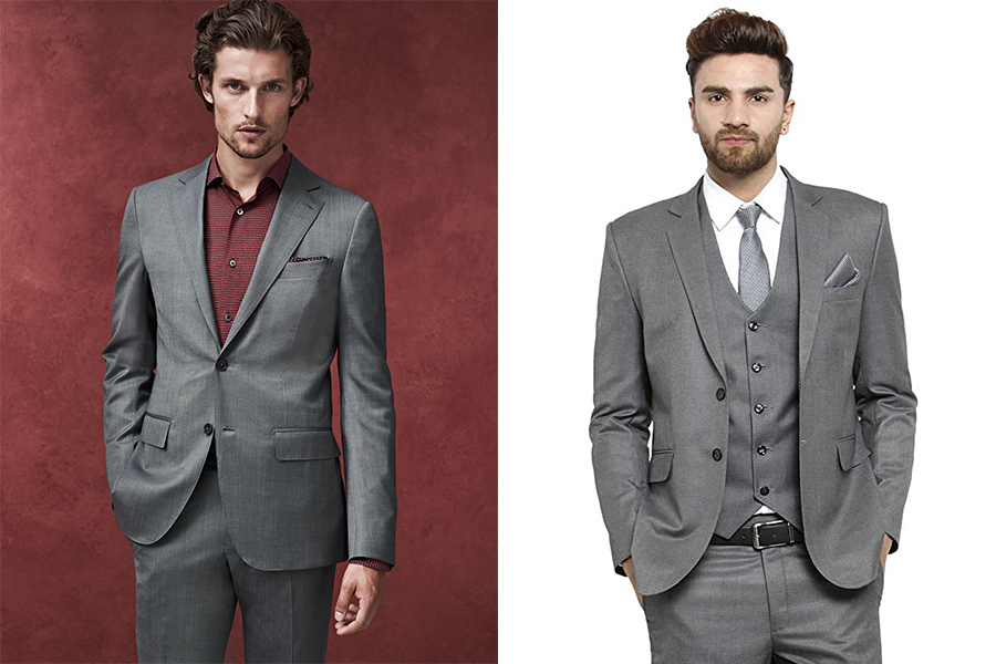 Grey Suit 1&2