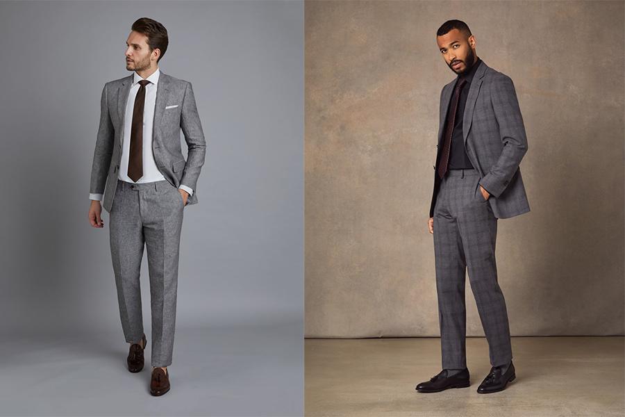 Grey Suit 17&18