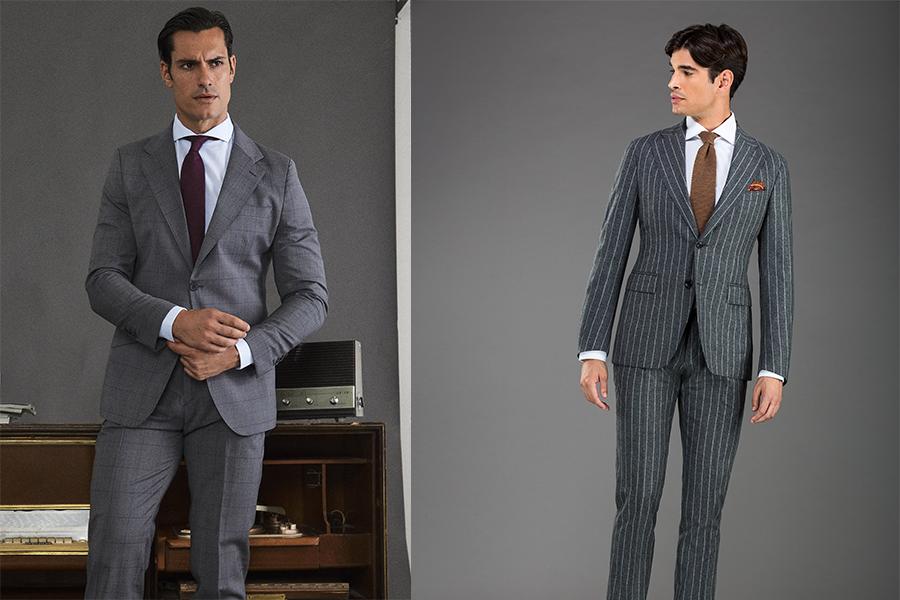 Grey Suit 19&20