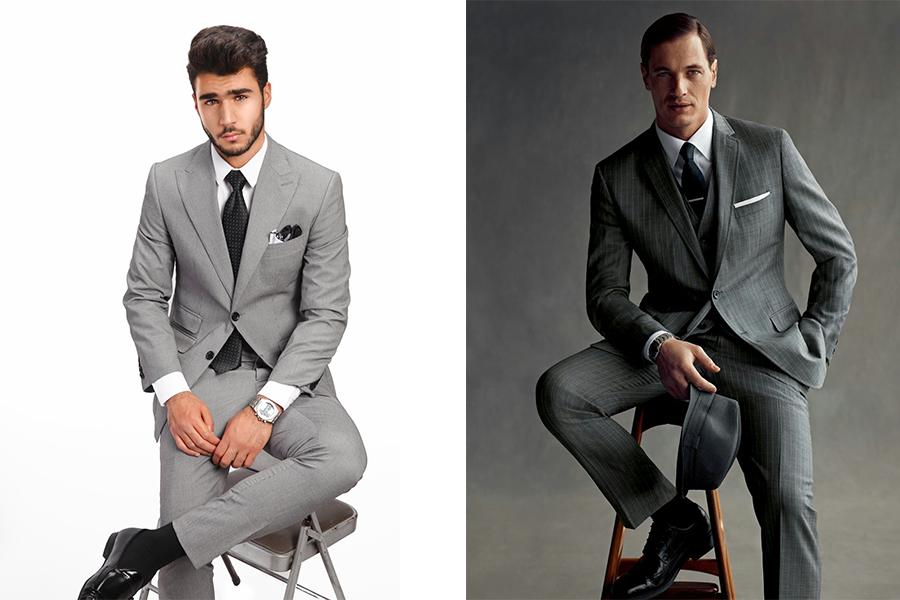 Grey Suit 9&10