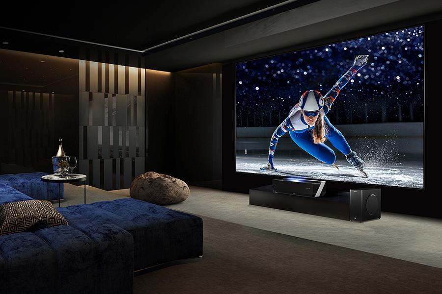 Australia Finally Gets Hisense's 100-inch 4K Ultra HD Dual Laser TV