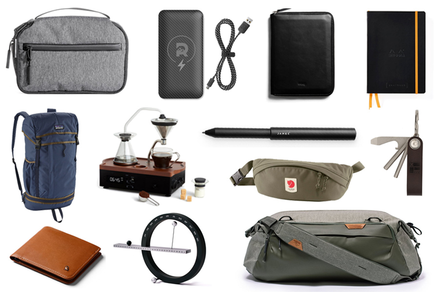 Huckberry Finds – October 2019: Organise Your Life