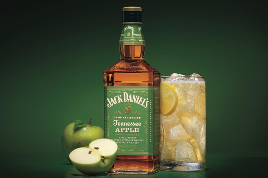 Jack Daniels Tennessee Apple Whiskey