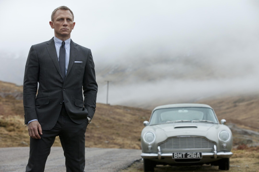 15 Best James Bond Cars