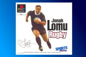 Johna Lomu Rugby game cover