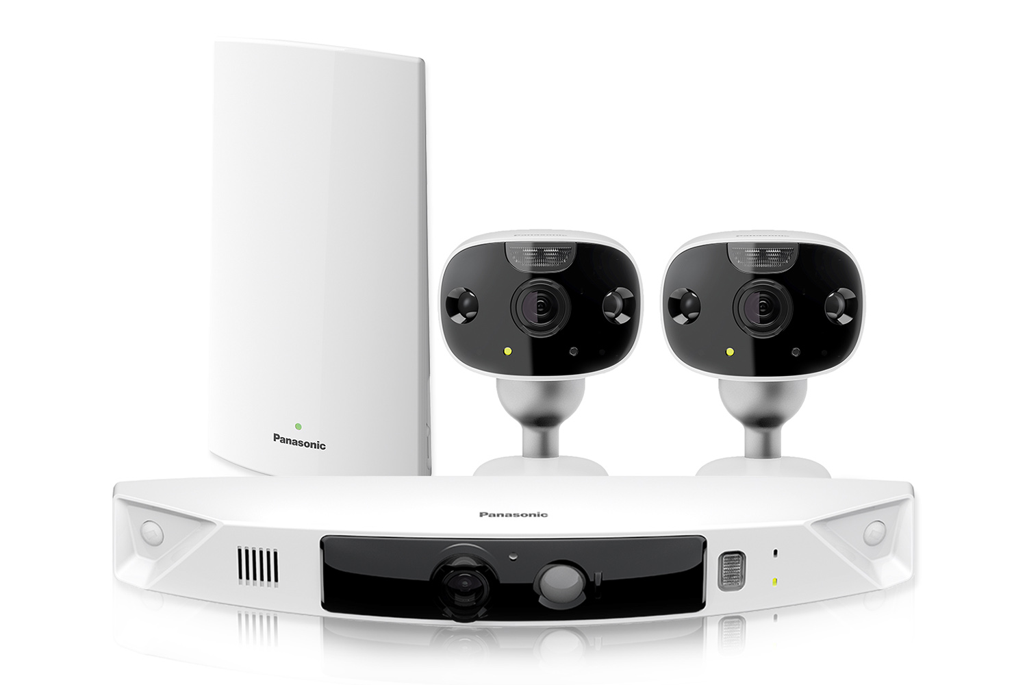 6 Reasons the Panasonic HomeHawk is the Ultimate Home Security System
