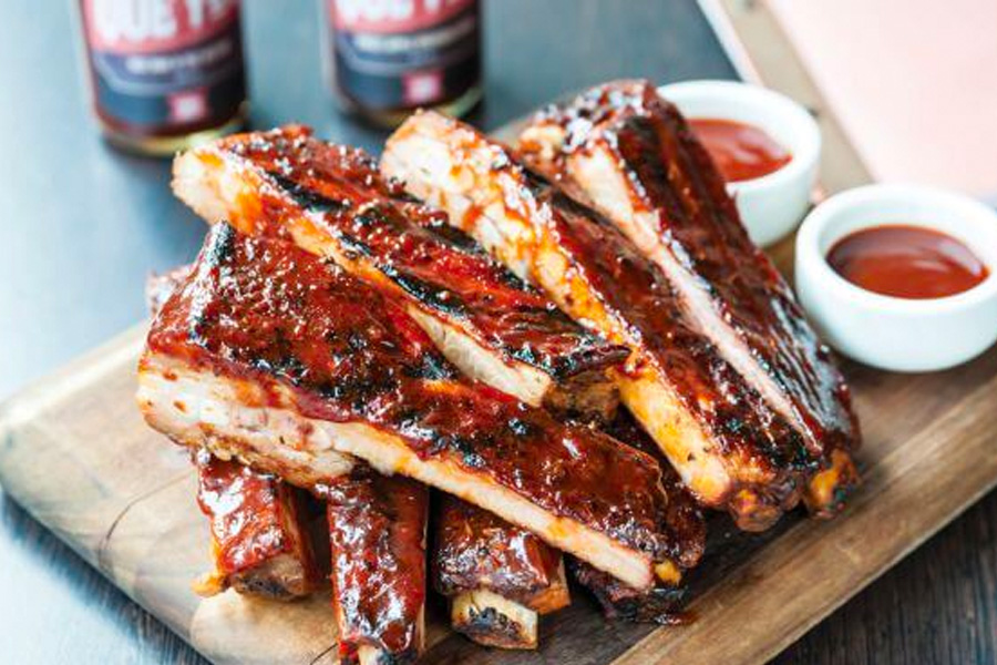 Third Wave Cafe Ribs