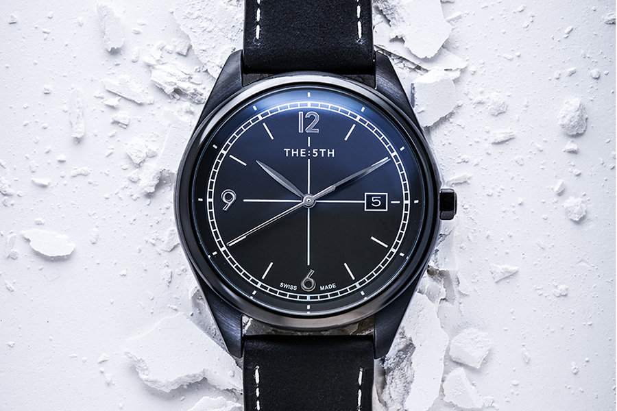 The 5th swiss inspired watch
