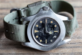 The Tudor Watch That Took A Bullet In Vietnam