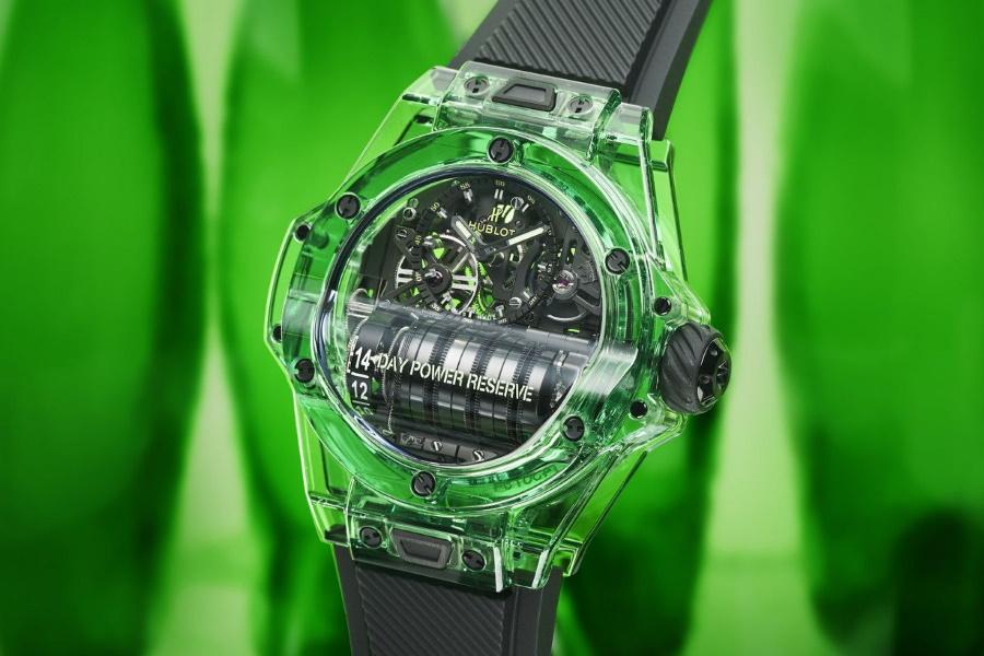 Hublot Big Bang watch