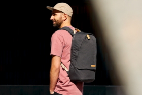bellroy backpacks from recycled materials