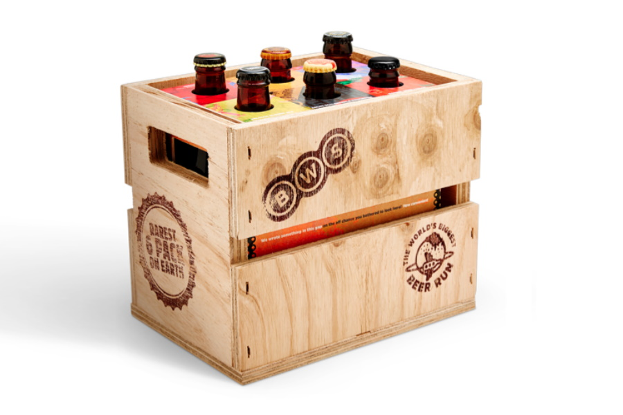 The World's Rarest Six-Pack of Craft Beer