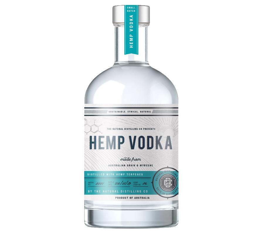 hemp vodka
