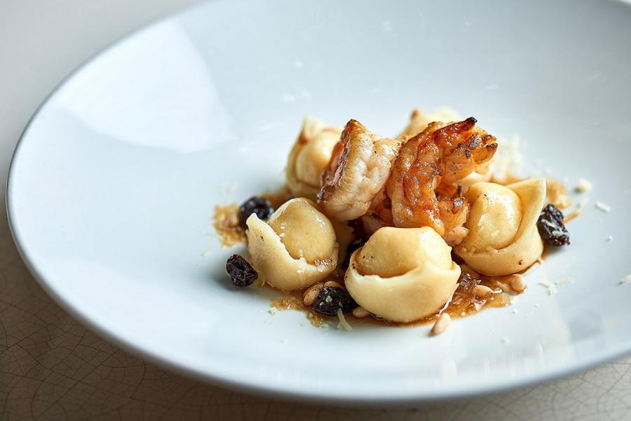 rockpool seafood dish
