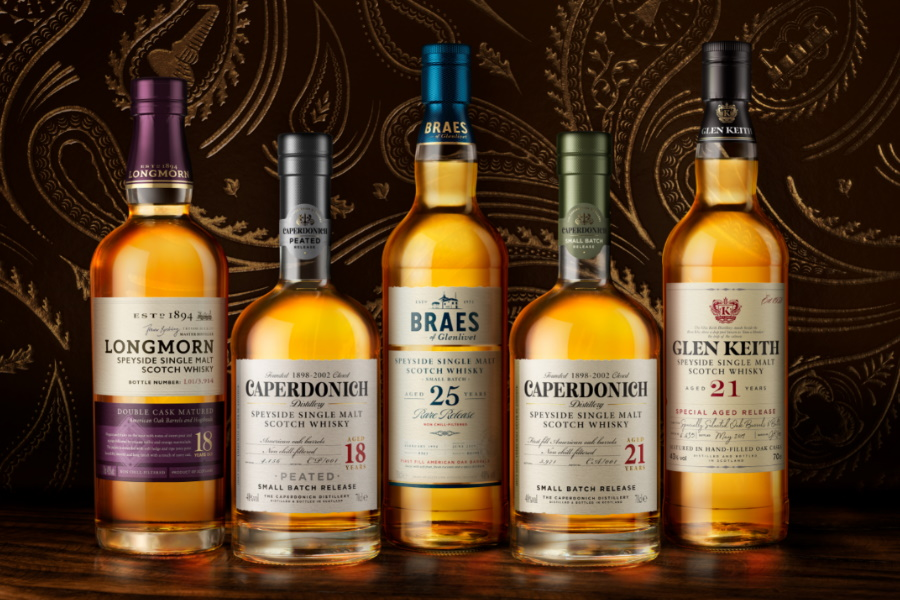 Secret Speyside Collection Consists of 15 Rare Single Malts