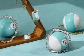 tiffany & Co pool balls
