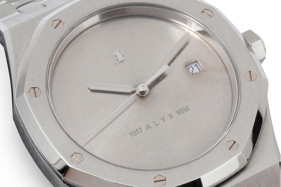 custom watch 1017 Alyx 9sm