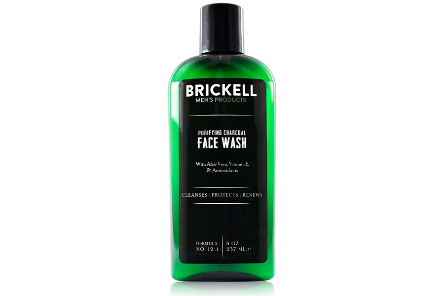 brickwell charcoal face mask