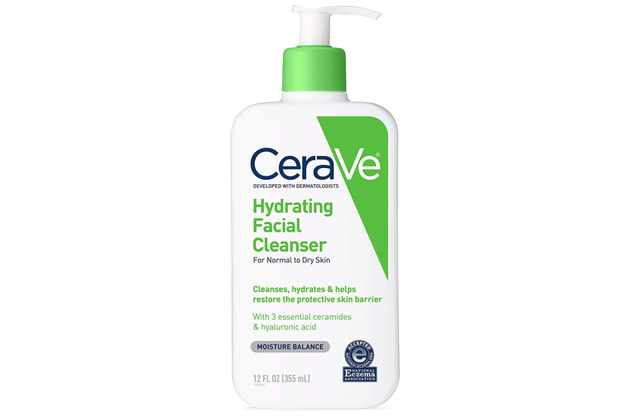 Cera Ve Hydrating Facial Cleanser