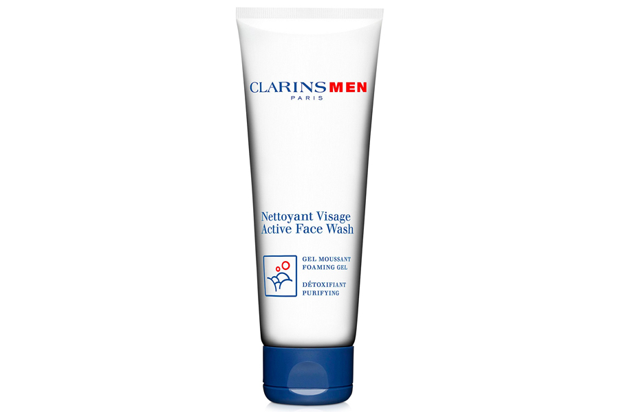 Clarins Best face wash for men