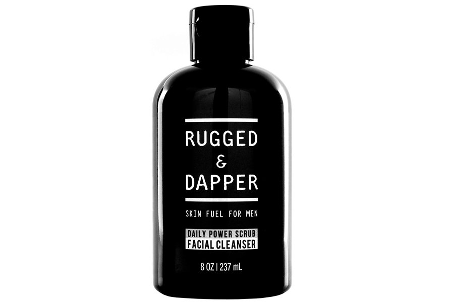 Rugged and Dapper Facial Cleanser for Men