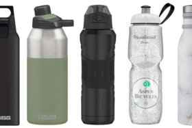 Vacuum insulated bottles