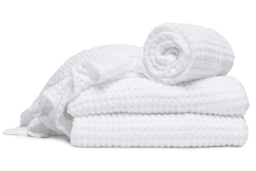 Parachute Waffle Bath Towels