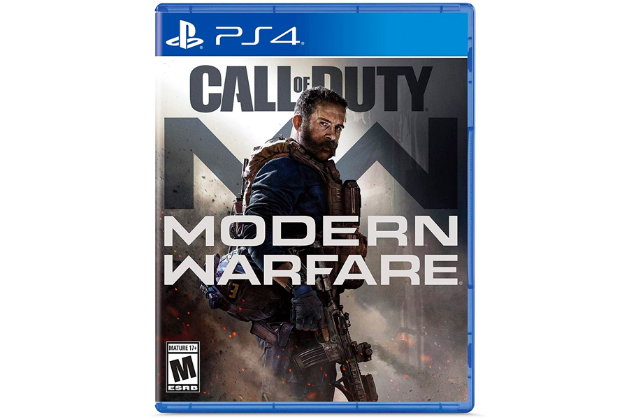 Call of Duty Modern Warefare Pay Station 4