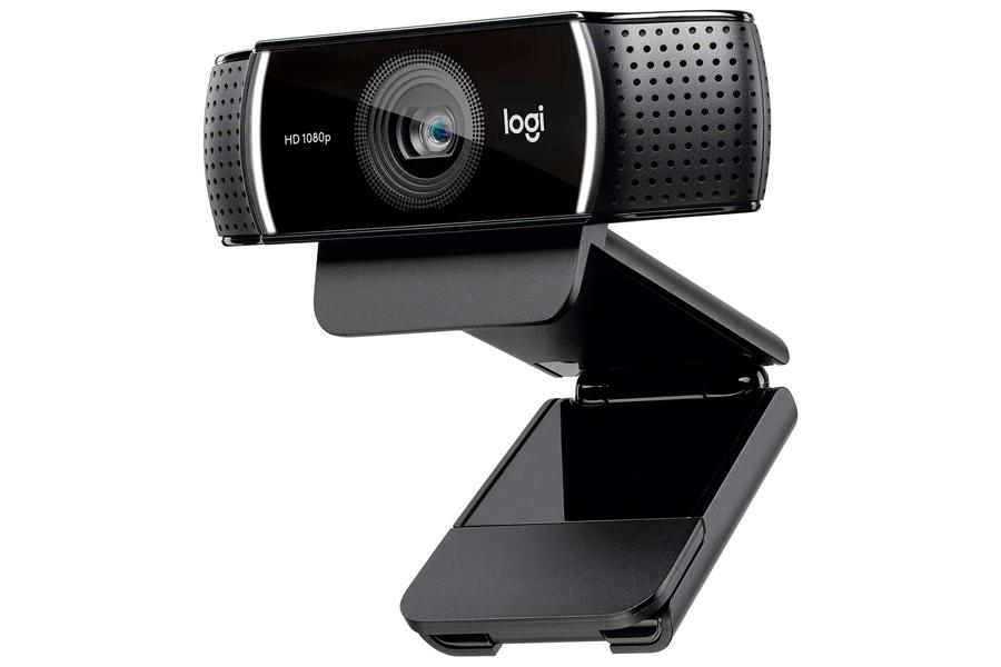 Logitech 1080p Streaming Webcam