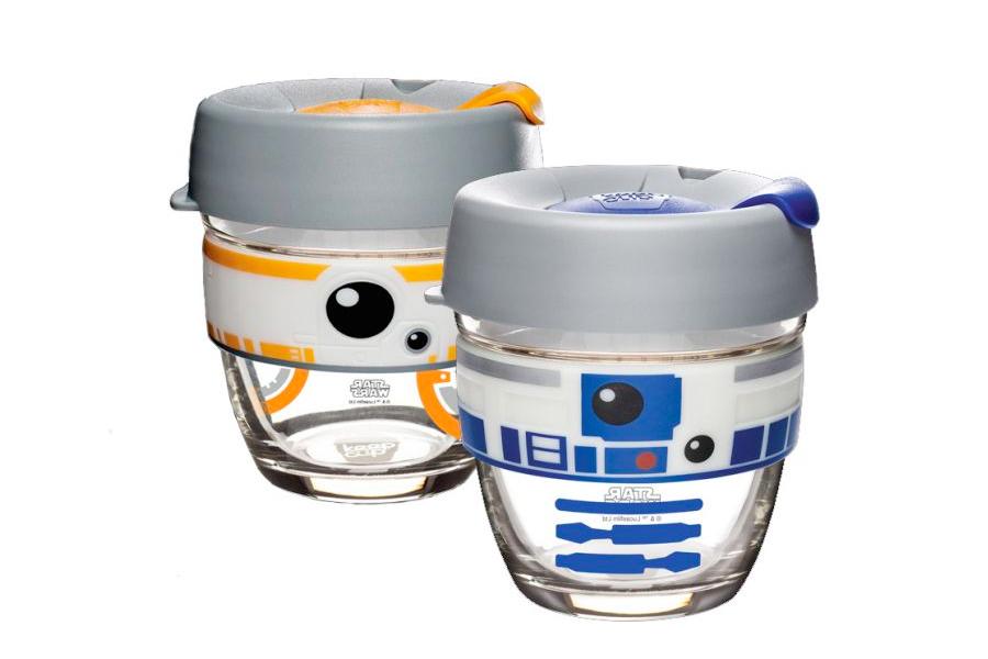 R2D2 Keep Cup
