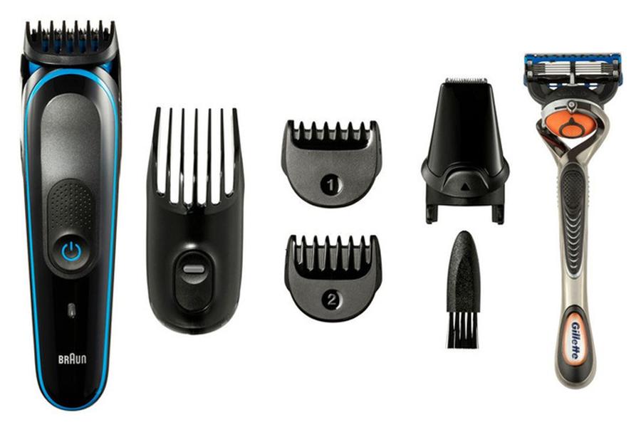 Braun Beard Trimming Kit