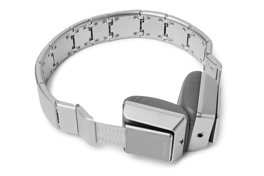 Luzli foldable headphones