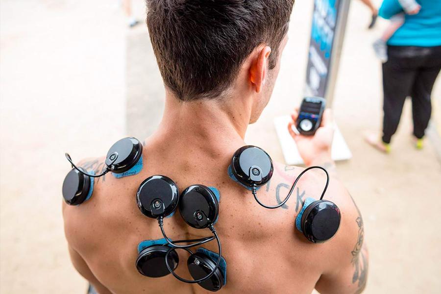 Compex Wireless 2.0 Muscle stimulator