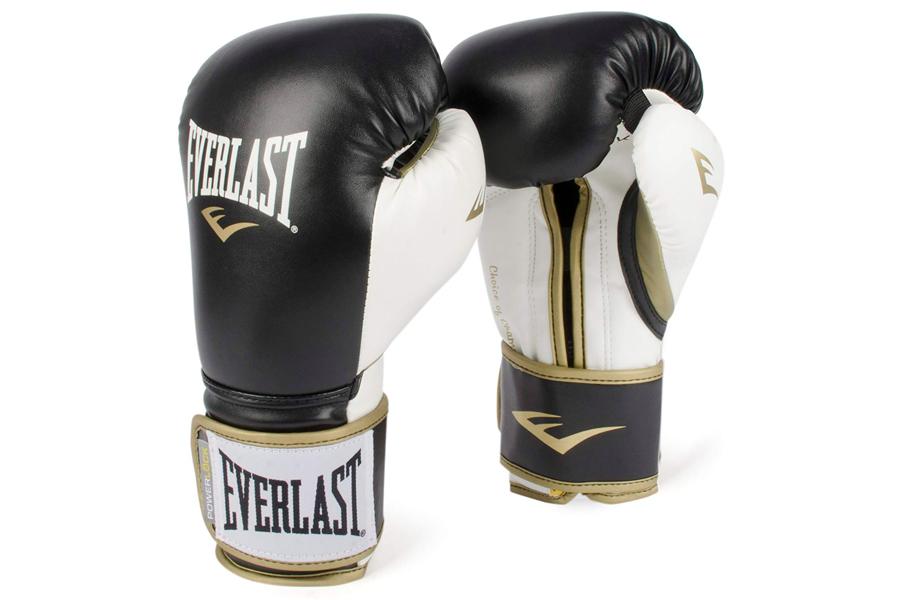Everlast powerlock boxing gloves