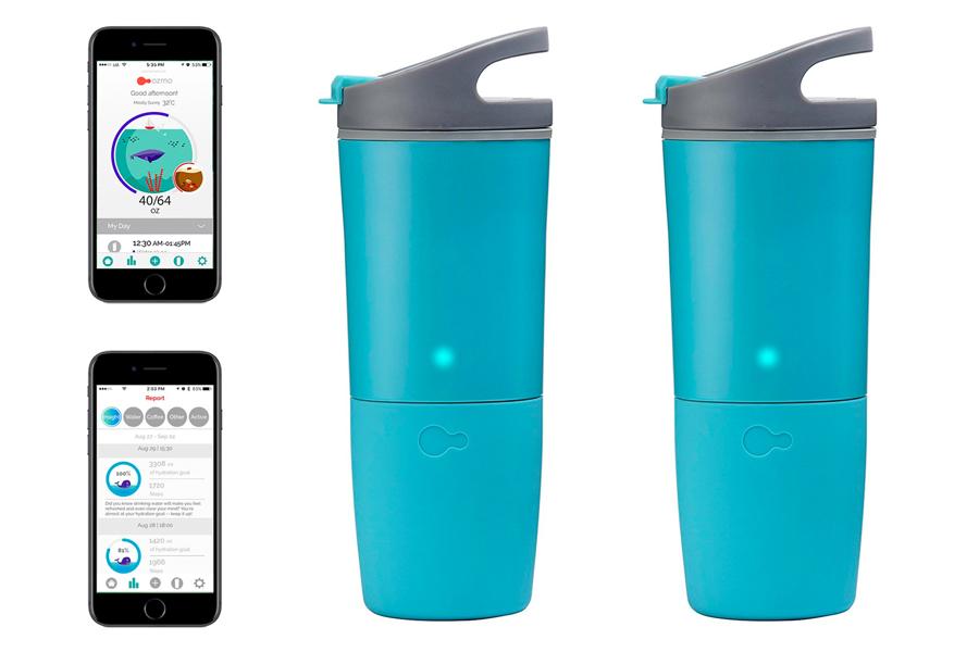 Ozmo Active smart Bottle