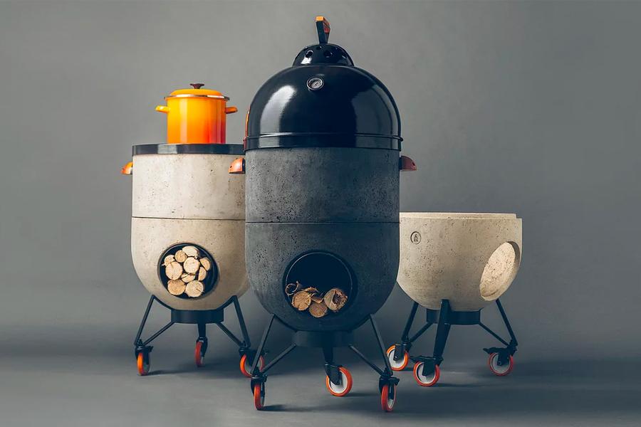 Noori Modular Grill